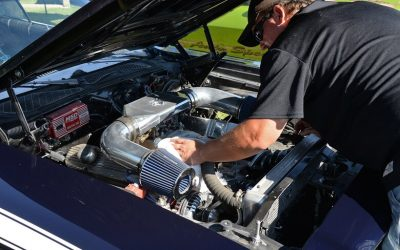 Keep Your Car Engine Clean
