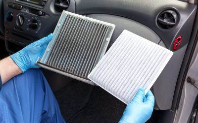 Change Your Cabin Air Filter