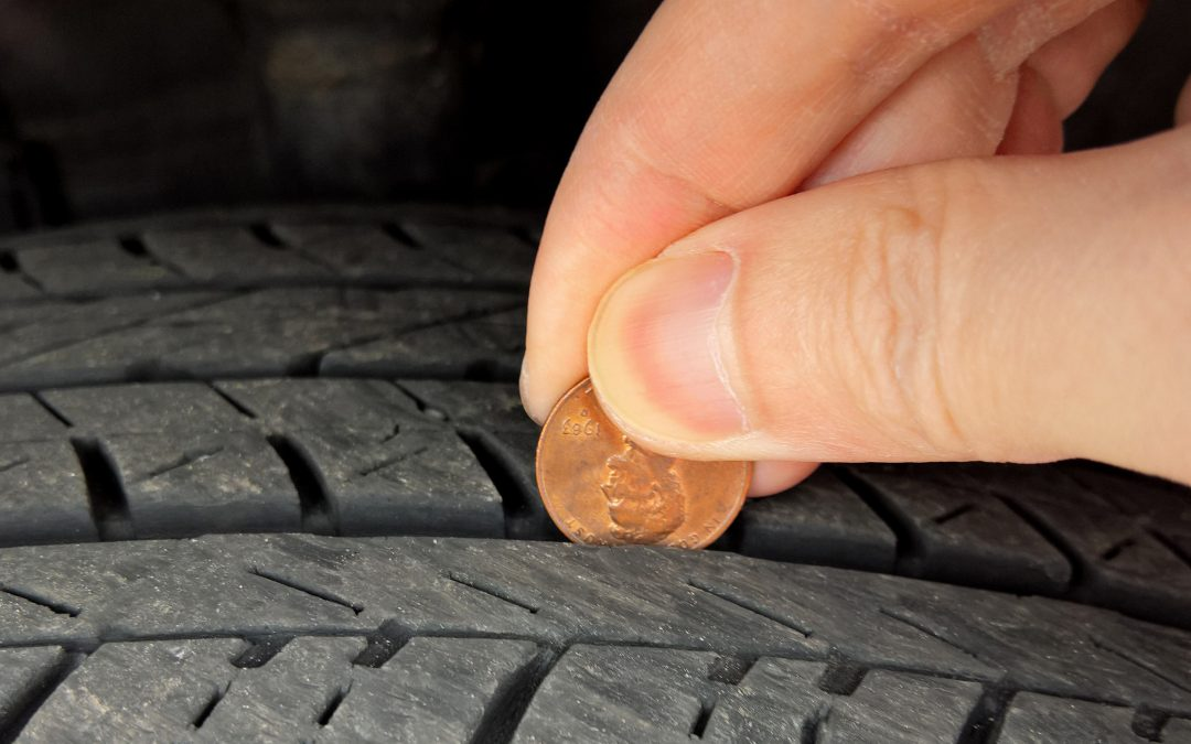 Four Signs That You May Need New Tires